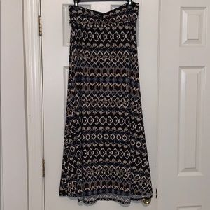 Lularoe Maxi Skirt - Medium